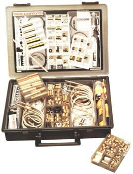 Thermoelemente-Servicekoffer #994661 mit Meßset